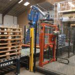 Ny posemaskine øger kapaciteten hos Ekman i Vildbjerg