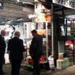 Stor interesse for kontinuerlig posemaskine på Scanpack