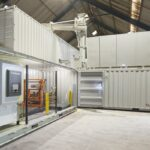 Mobile plant guarantees flexibility, economical operation and customer satisfaction