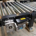 Product news – A built-in smart motor increases productivity at Fisker's roller conveyors