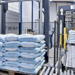 Transport equipment for specialised modern plants