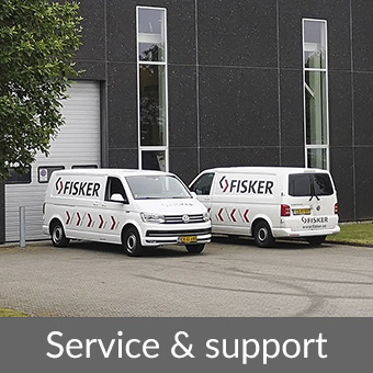 Service & support, Fisker Skanderborg A/S